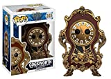 Disney  - 12320 - Figurine  Pop - Vinyle - Beauty & The Beast 2017 - Cogsworth