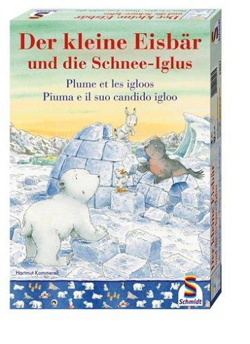 Schmidt Spiele - Der kleine Eisbär und die Schnee-Iglus