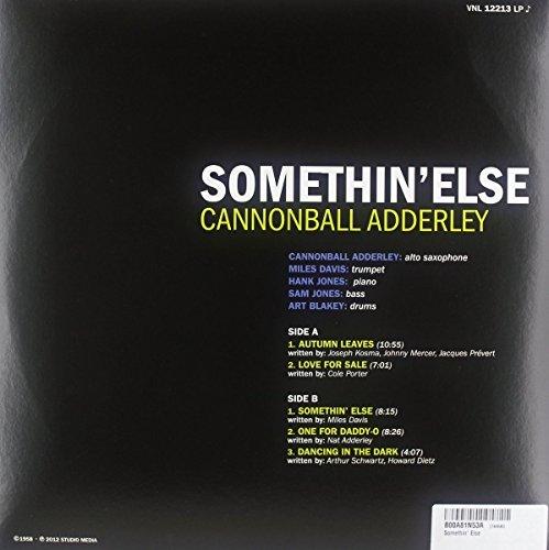 Somethin  Else [Vinilo]
