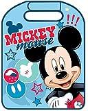 Rücklehnenschutz Disney Mickey Mouse Schutzmatte für Rückseite Sitzschoner Auto