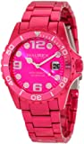 Haurex Italy Damen-Armbanduhr Ink Analog Aluminium 7K374DP2