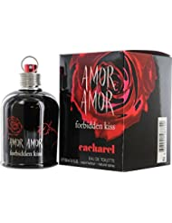 Cacharel Eau De Toilette Amor Amor 'FORBIDDEN KISS' 100ml