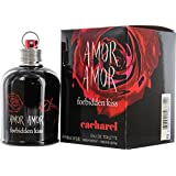 Cacharel EDT Amor Amor 'FORBIDDEN KISS' 100ml