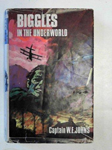 Biggles in the underworld.
