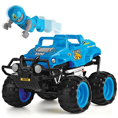 Unbekannt Toyrific TY5873A Monster Smash Ups Raptor Monstertruck, ferngesteuert