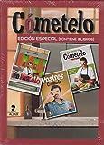 Caja Cómetelo. Edición especial para regalo, 3 libros (Gastronomía y Salud)
