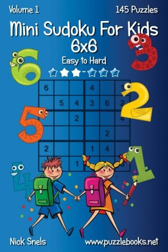 6x6 - Easy to Hard - Volume 1 - 145 Puzzles ()