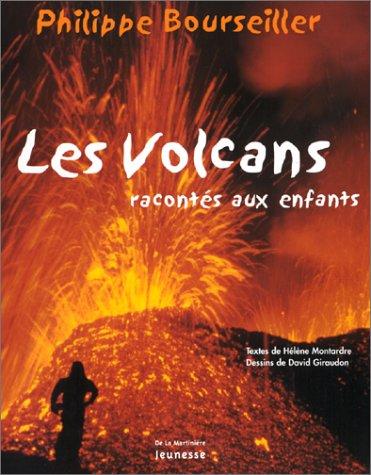 Les Volcans raconts aux enfants