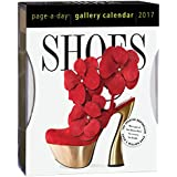 Shoes 2017. Page-A-Day Gallery Calendar