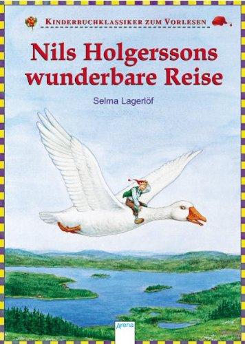 Buchseite und Rezensionen zu 'Nils Holgerssons wunderbare Reise' von Selma Lagelöf
