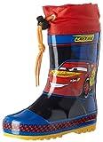 CarsCr000236 - Stivali di gomma Bambino , blu (Blau (C.BLUE/Navy)), 25