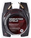 Monster Cable ROCK2-12 - Cavo con connettori jack per strumenti musicali, 3,6 m
