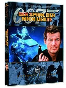 James Bond 007 Ultimate Edition Der Spion, der mich liebte (2 DVDs)