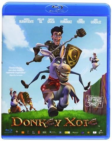 Donkey Xote [Blu-ray] [Import espagnol]