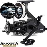 Anaconda Magist BR-6000 Freilaufrolle gratis Pro Line x-treme Schnur