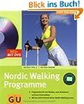 Nordic Walking Programme mit DVD. Lus...