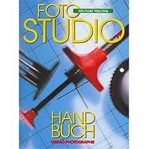 Livre Fotostudio-Handbuch de Verlag Photographie