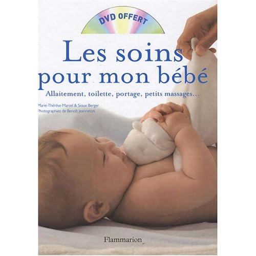 Les soins pour mon bébé (1DVD)