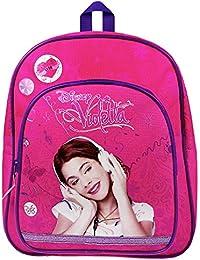 Preisvergleich für Violetta–Listen to Love Rucksack mit Fronttasche, 31x 25x 9cm
