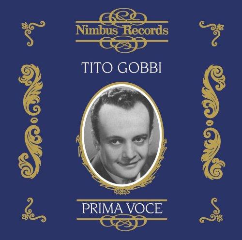 Tito gobbi, baryton