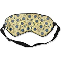 Sleep Eye Mask Floral Flowers Lightweight Soft Blindfold Adjustable Head Strap Eyeshade Travel Eyepatch E17 preisvergleich bei billige-tabletten.eu