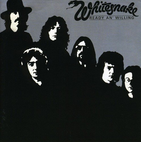 Whitesnake: Ready An' Willing-Remaster (Audio CD)