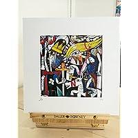 quadro moderno con figure arredamento casa quadri moderni acrilico su tela