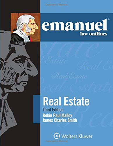 Real Estate (Emanuel Law Outlines)