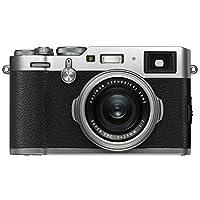 Fujifilm Digital Camera X100F - 24.3 MP Point & Shoot, Silver