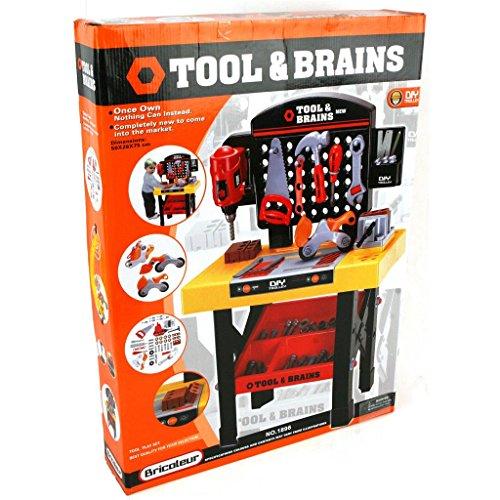 Varie Tool & Brains 416-1896. Banco trabajo niños