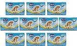 Chicco Dry Fit Advanced - Pannolino new born taglia 1, 270 pezzi