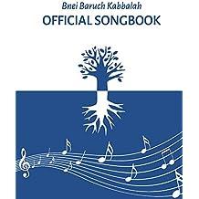 Kabbalah Official Songbook (English Edition)