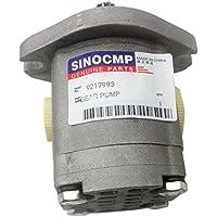 Sinocmp Gear Pompe 9217993pour Hitachi Excavatrice Ex200–1Ex220–1Ex270–1EX300–1hydraulique Gear Pompe Pompe de Pilot, 3mois de garantie