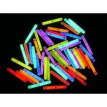30 Stück Cormoran Knicklicht 4,5 x 37 mm  je 10 Knicklichter  blau gelb und rot
