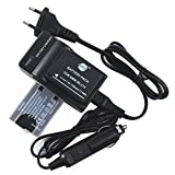 Die besten DSTE Kameras - DSTE®(2 Pack)Ersatz Batterie und DC114E Reise Ladegerät Kit Bewertungen