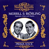 Robert Merrill & Jussi Björling - Operatic Arias and Duets