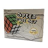 MZStech 4 Pack Magic Cube Set 2x2x2 3x3x3 4x4x4 5x5x5 Stickerless...