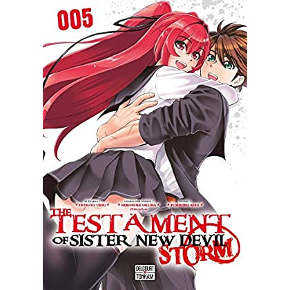 The Testament of sister new devil storm 05