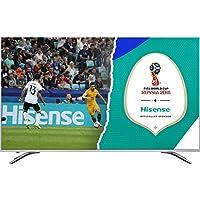 HISENSE H43AE6400 TV LED Ultra HD 4K HDR, Pure Metal Design, Precision Colour, Smart TV VIDAA U, Tuner DVB-T2/S2 HEVC HLG, Crystal Clear Sound 14W prezzi su tvhomecinemaprezzi.eu