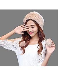 MHGAO Ear bizzarro cap Inverno Caldo Ispessimento Cappello Antivento per Le  Signore 67308394b793