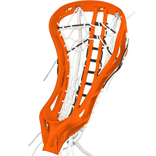 debeer-lacrosse-nv3-strung-head-gripper-with-s-pocket-orange
