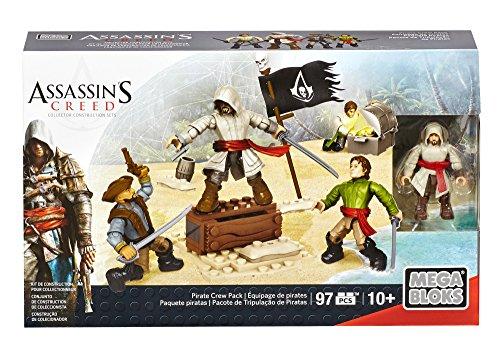 Assassin's Creed - Mega Bloks Pirate Crew Pack