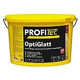 ProfiTec P128 OptiGlatt 12,5l weiss