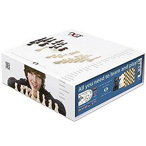 Digital Game Technology BV 10875-Ajedrez, Caja de Inicio, Aprendizaje y experimentación, Azul