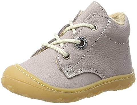 Ricosta Baby Mädchen Corany Krabbel-& Hausschuhe, Pink (Mauve), 18 EU