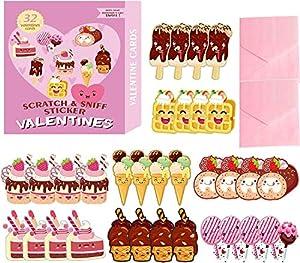 64 tarjetas de San Valentín