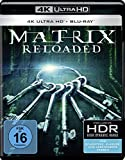 Matrix Reloaded  (4K Ultra HD) [Blu-ray]
