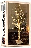 LED-Baum Birke 45 cm 54 LED mit Timer Weihnachtsbeleuchtung
