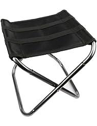 huimeikang plegables porttiles de silla taburete plegable sillas plegables de lona plegable pesca de heces