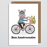 Geburtstag Hund Funny–Hund Geburtstag Karte–Französische Bulldogge–Frenchie–Geburtstag Karte aus Hund–Boyfriend–Freundin–Für Sie–Für Ihn–Funny–Cute